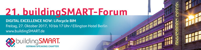 Anwenderforum buildingSMART Vortag