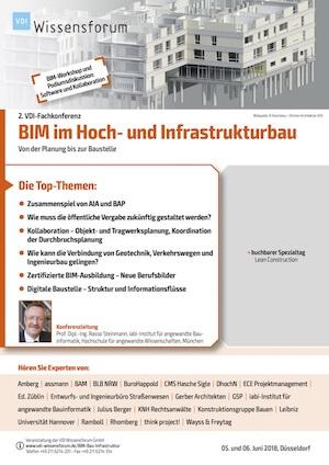 VDI-Fachkonferenz BIM