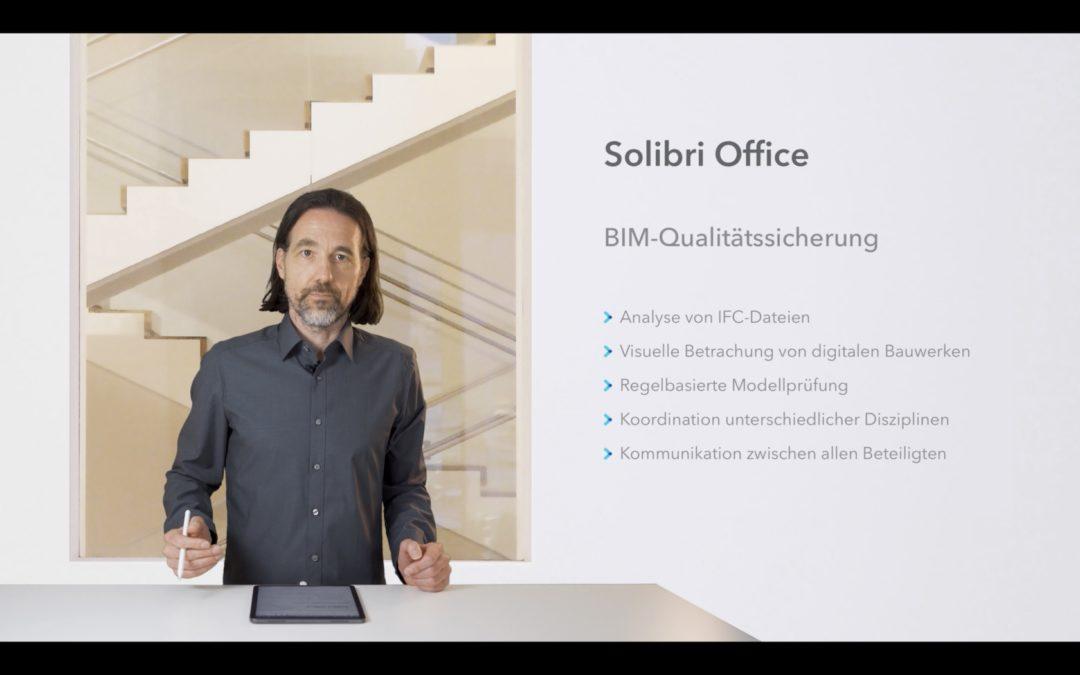 Solibri Office Schnupperkurs