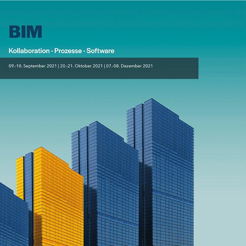 VDI Wissensforum: BIM – Kollaboration – Prozesse – Software
